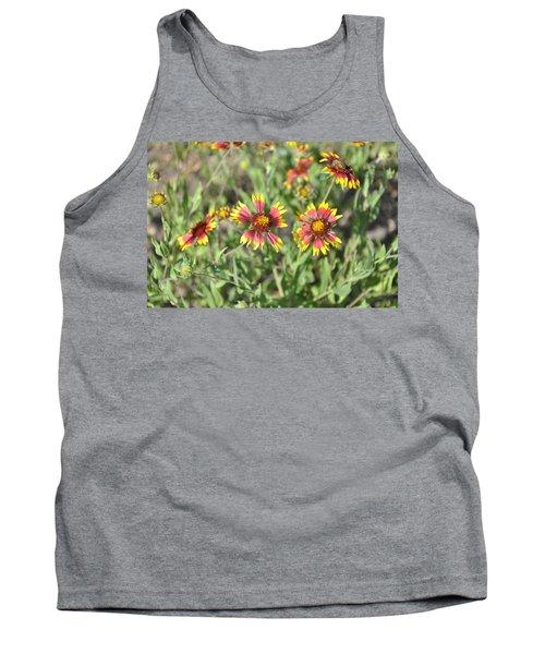 Blanketflower Tank Top