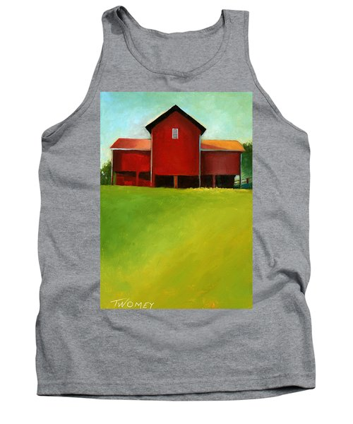 Bleak House Barn 2 Tank Top