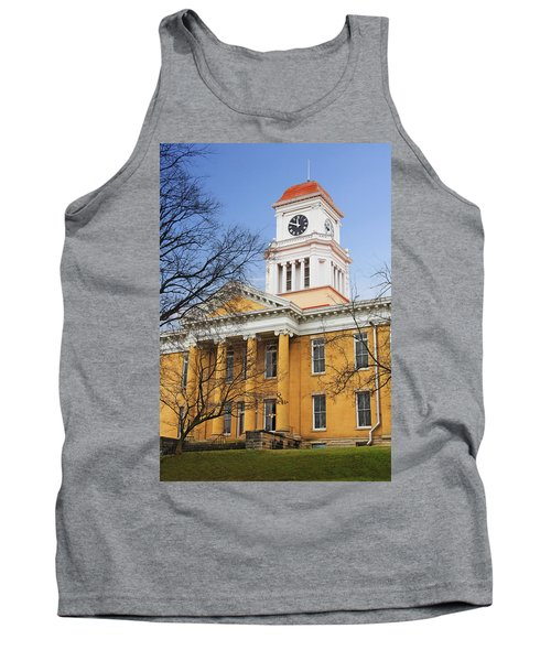 Blount County Courthouse Tank Top by Melinda Fawver