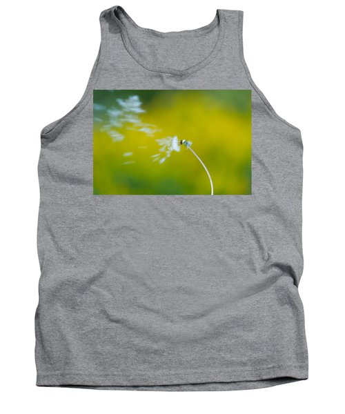 Tank Top featuring the photograph Blown Away by Sebastian Musial