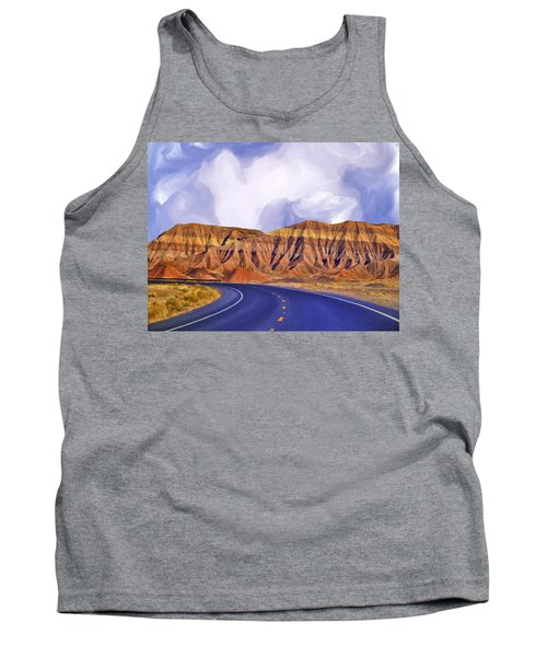 Blue Highway Tank Top