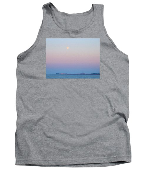 Blue Moon Eve Tank Top