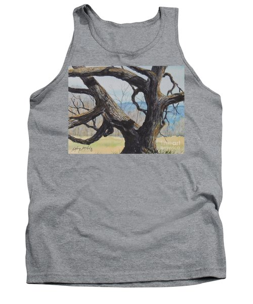 Blue Ridge Memories...sold Tank Top