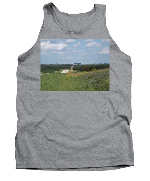 Blue Skies Tank Top