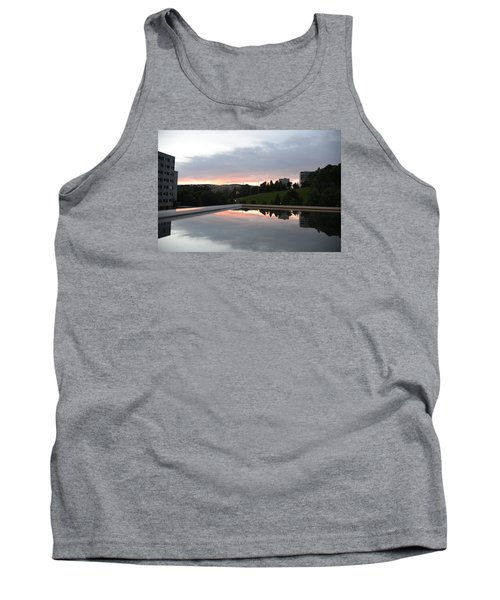 Blue Visions 2 Tank Top