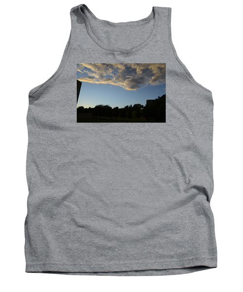 Blue Visions 4 Tank Top