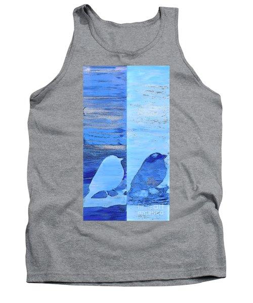 Bluebirds Tank Top
