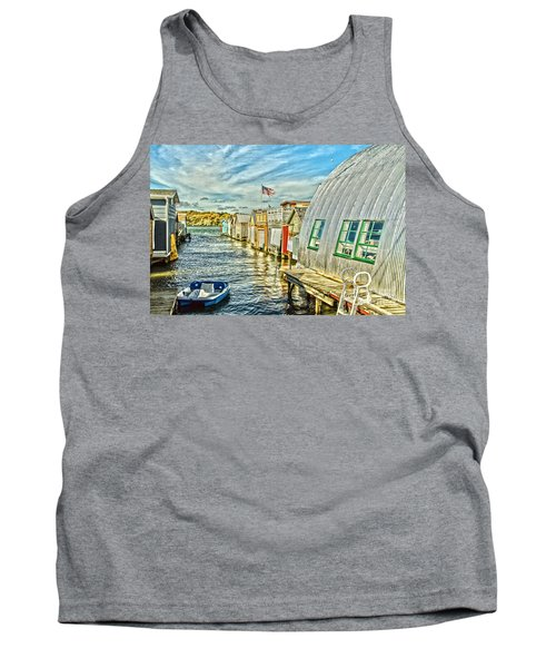 Boathouse Alley Tank Top