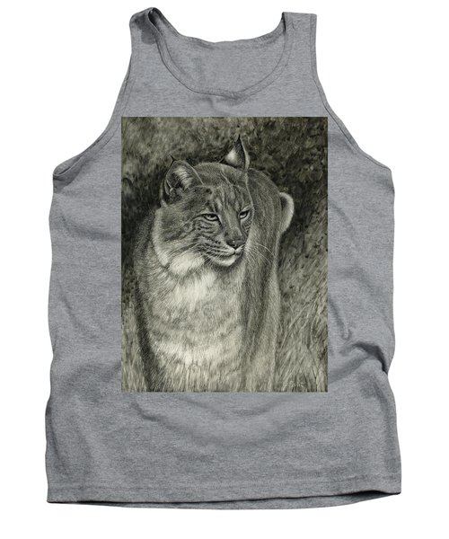 Bobcat Emerging Tank Top