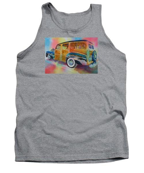 Boca Classic 42 Woody Tank Top