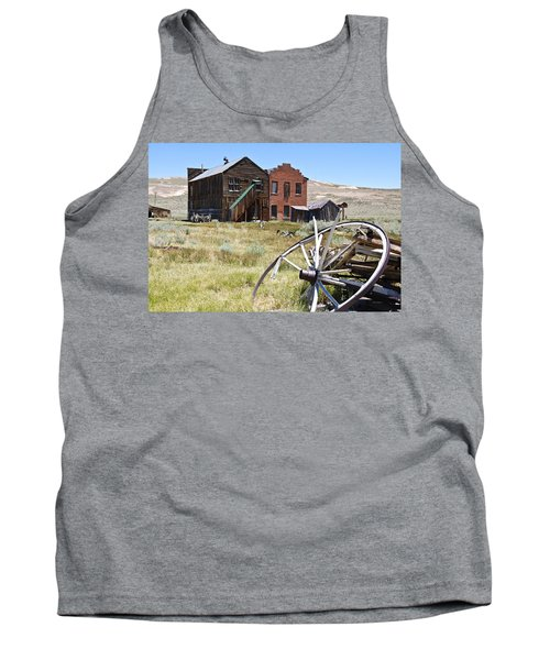 Bodie Ghost Town 3 - Old West Tank Top