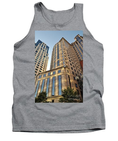 Boston Skyscrapers Tank Top