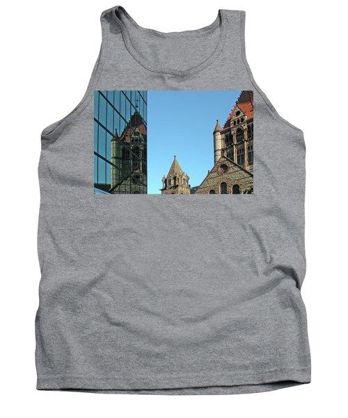 Boston Unity Reflected 2853 Tank Top