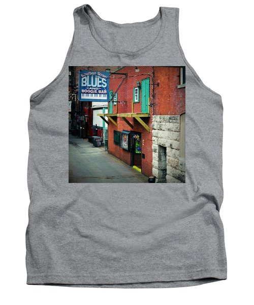 Bourbon Street Blues Tank Top