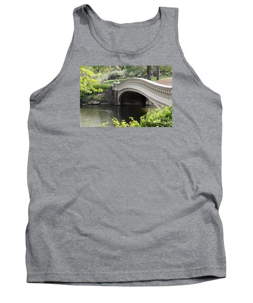 Bow Bridge Iv Tank Top by Christiane Schulze Art And Photography