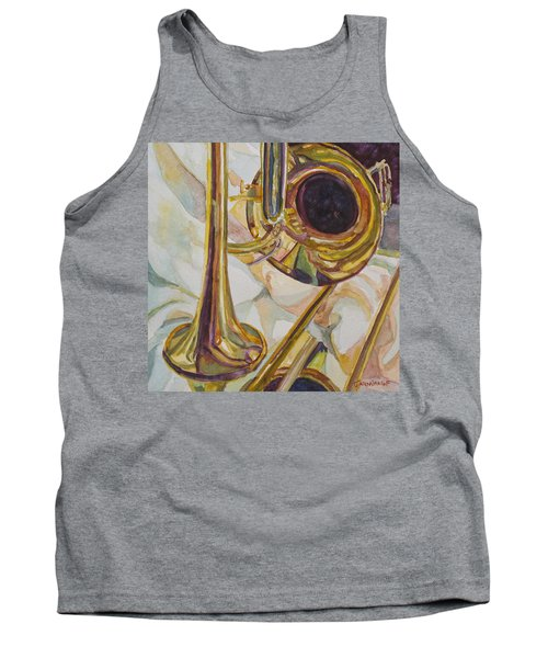 Brass At Rest Tank Top