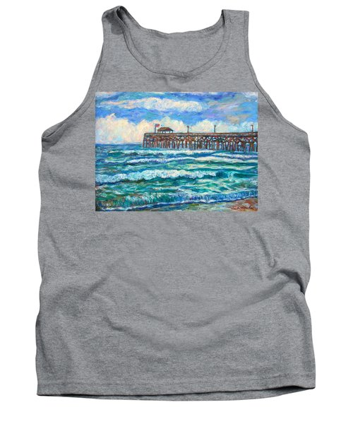 Breakers At Pawleys Island Tank Top