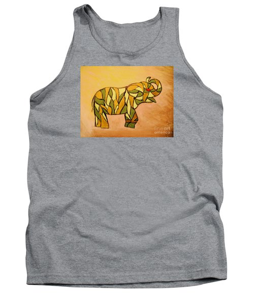 Breaking The Chain Limited Edition Prints 1 Of 20 Tank Top