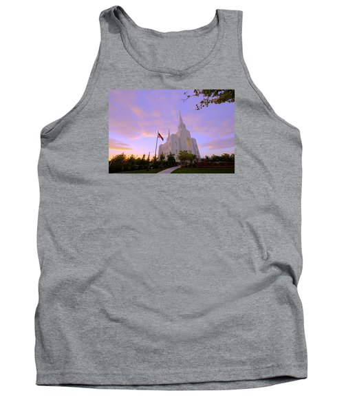 Brigham City Temple I Tank Top