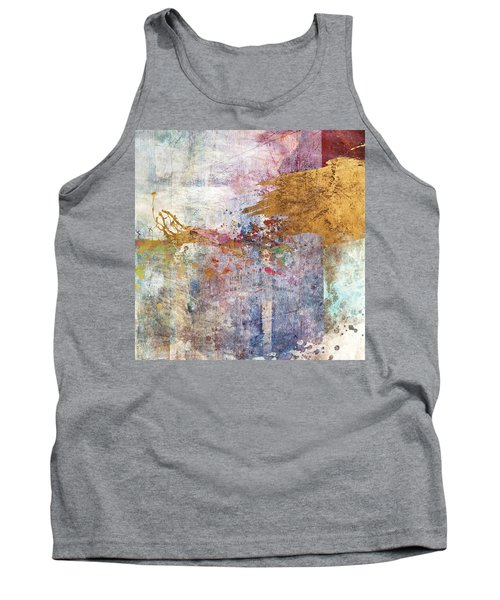 Bring Wine Square Tank Top