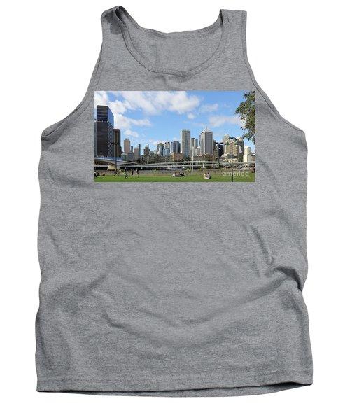 Brisbane City Tank Top