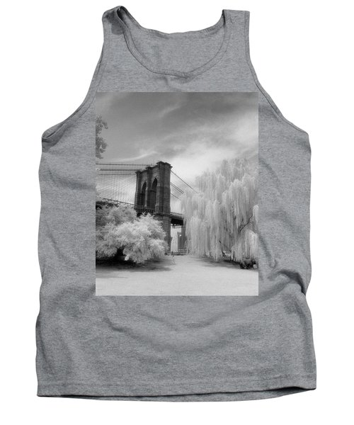 Brooklyn Bridge Willows Tank Top
