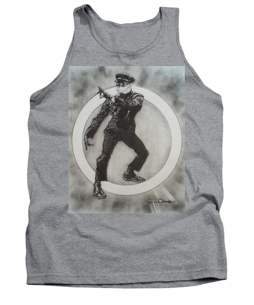 Bruce Lee Is Kato 3 Tank Top by Sean Connolly