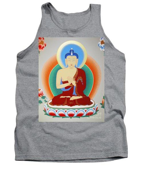 Buddha Maitreya Tank Top