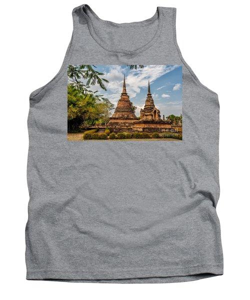 Buddhist Park Tank Top