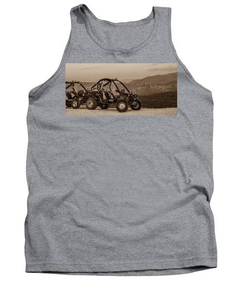 Buggy Tank Top by Silvia Bruno