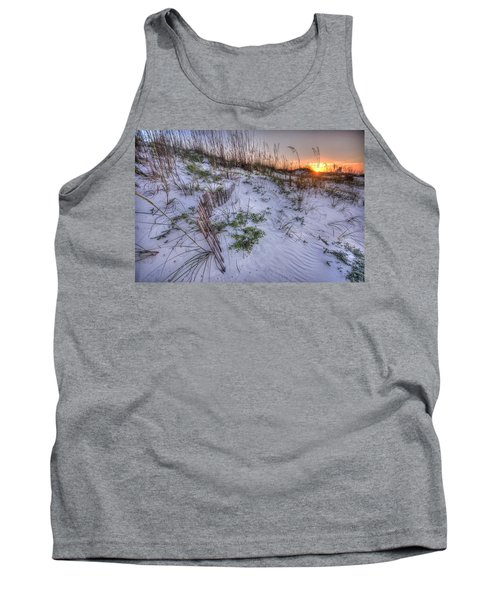 Buried Fences Tank Top by Michael Thomas