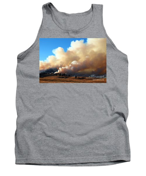 Burning In The Black Hills Tank Top