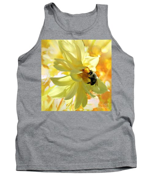 Busy Bumble Bee Tank Top