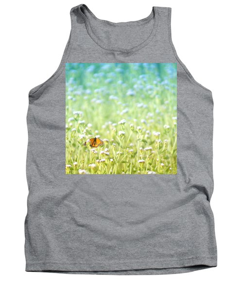 Butterfly Dreams Tank Top by Holly Kempe