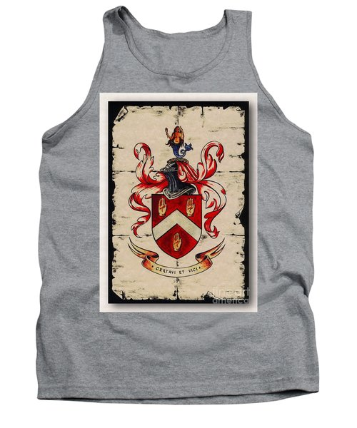 Byrne Coat Of Arms Tank Top