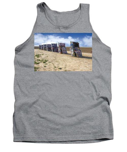 Cadillac Ranch Tank Top