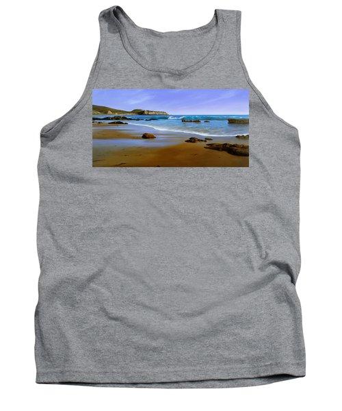 California Coast Tank Top