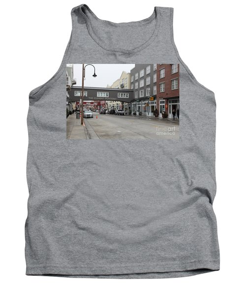 Calm Morning At Monterey Cannery Row California 5d24762 Tank Top
