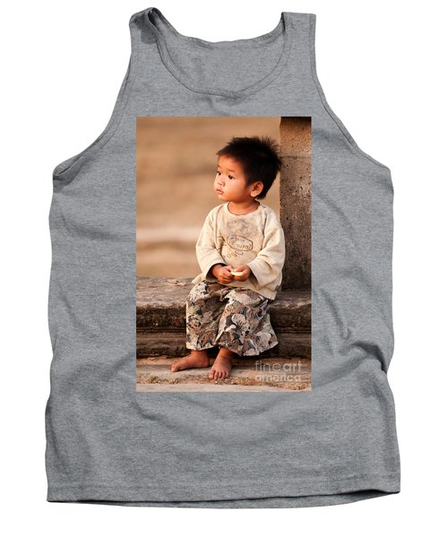Cambodian Girl 02 Tank Top