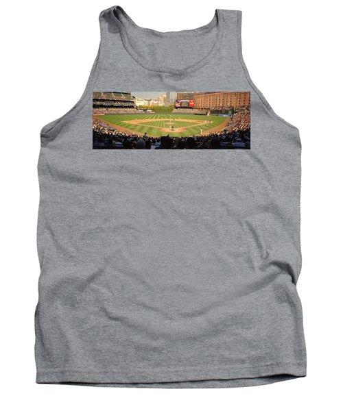 Camden Yards Baseball Game Baltimore Tank Top