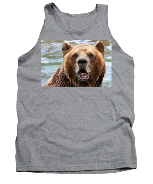 Canadian Grizzly Tank Top