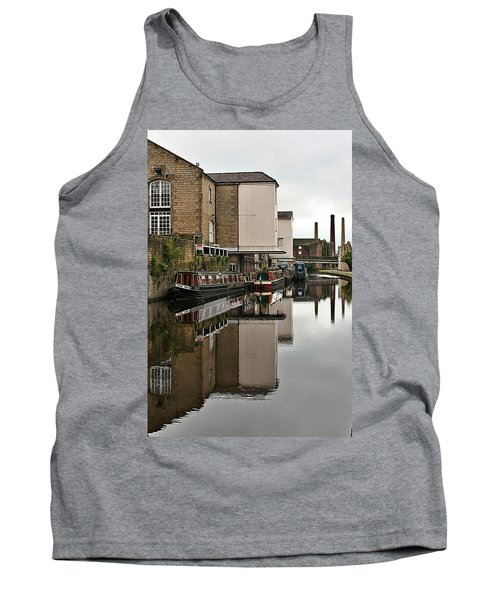 Canal And Chimneys Tank Top