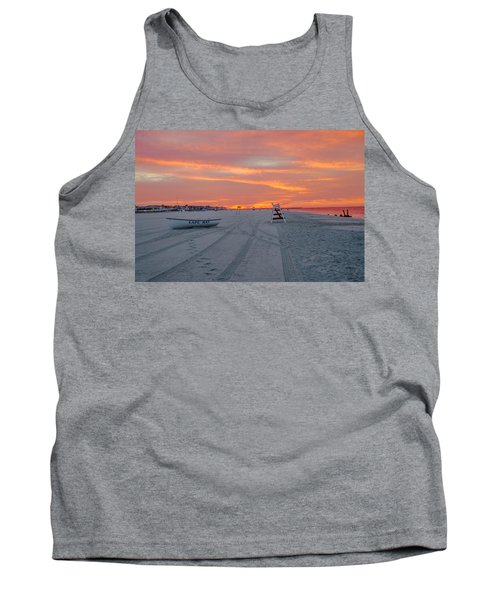Cape May Seascape Tank Top