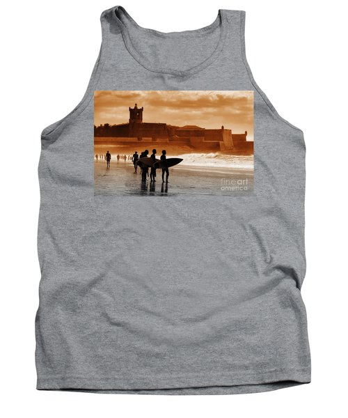 Carcavelos Surfers Tank Top