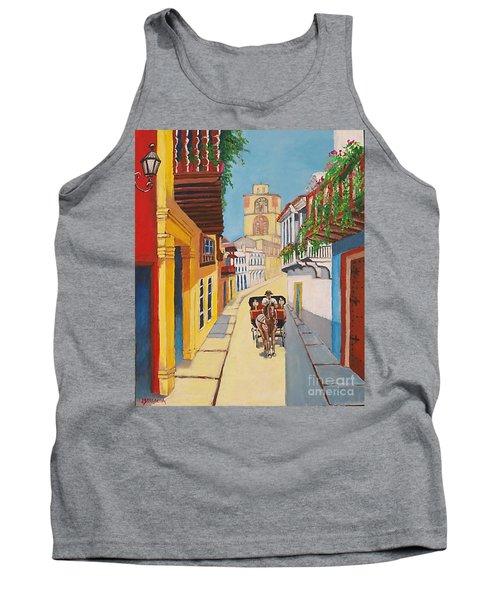 Cartagena's Calash Tank Top