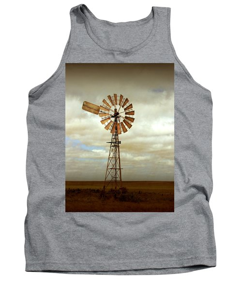 Catch The Wind Tank Top by Holly Kempe
