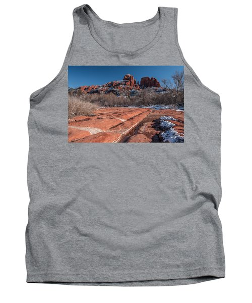 Cathedral Rock Winter Tank Top