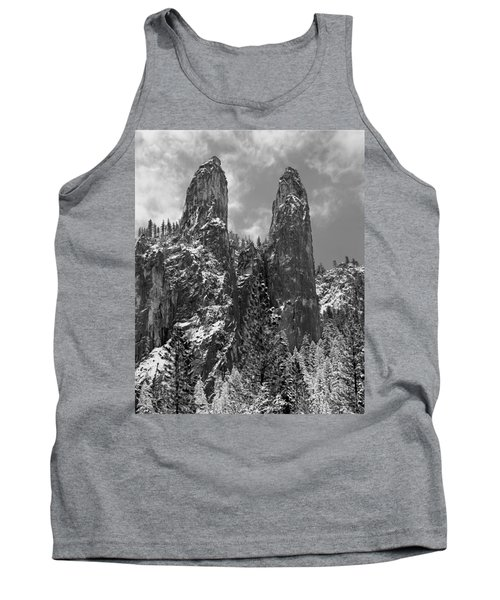 Cathedral Spires Tank Top