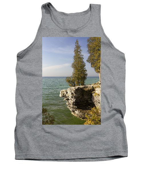 Cave Point - Signed Tank Top