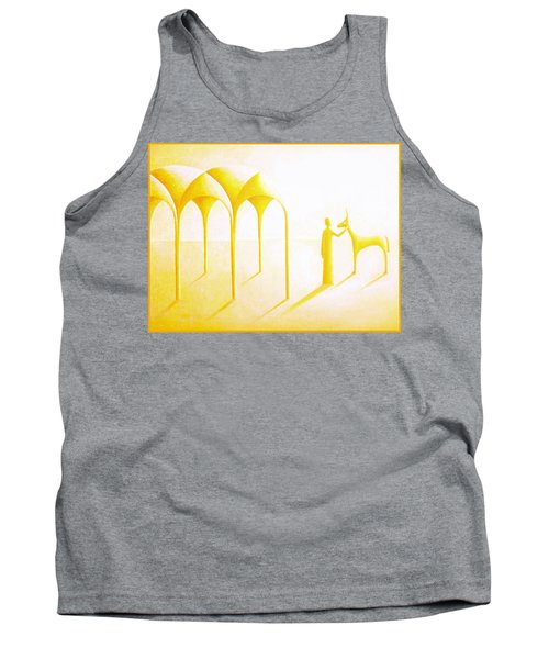 Celestial Dimension Tank Top